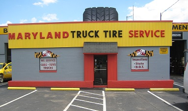 Maryland Truck Tire